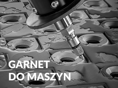 Garnet do maszyn waterjet